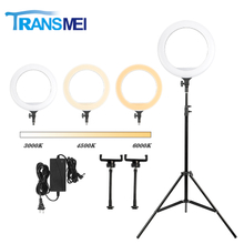 14 inch Selfie Ring Light with Tripod TM-14B20A